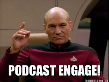 Image result for podcast meme